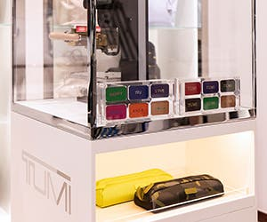 Enjoy a free engraving on your new Tumi product