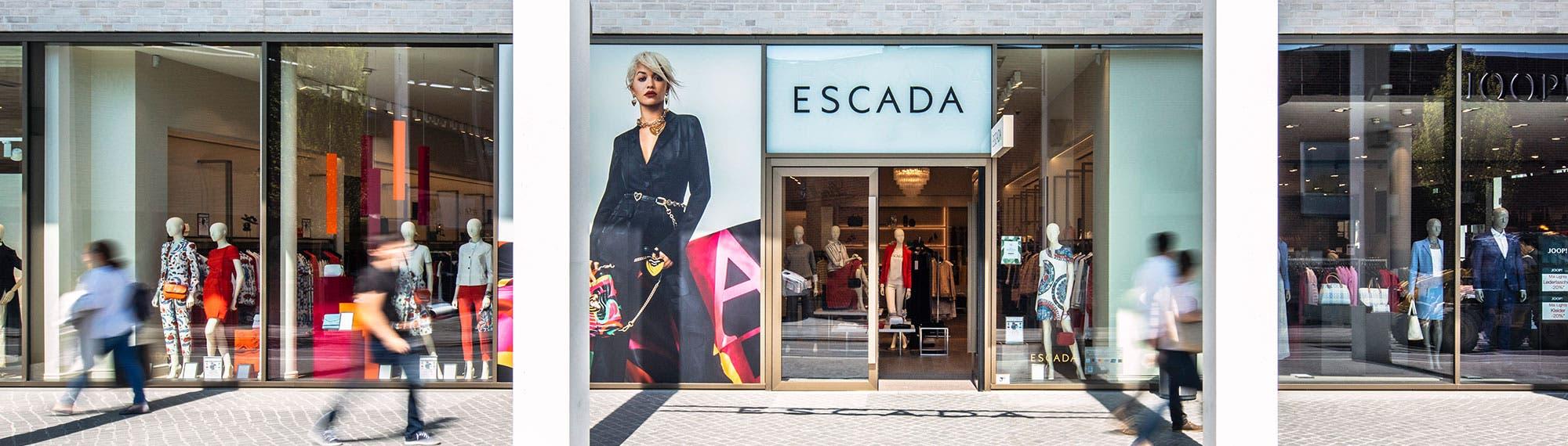 escada outlet » sale bis 70   in metzingen & online shop