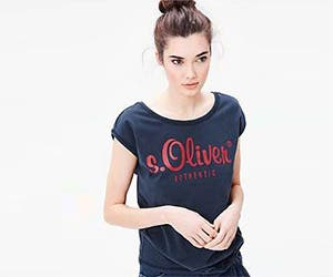 s.Oliver AUTHENTIC WOMEN T-Shirt size 32-46