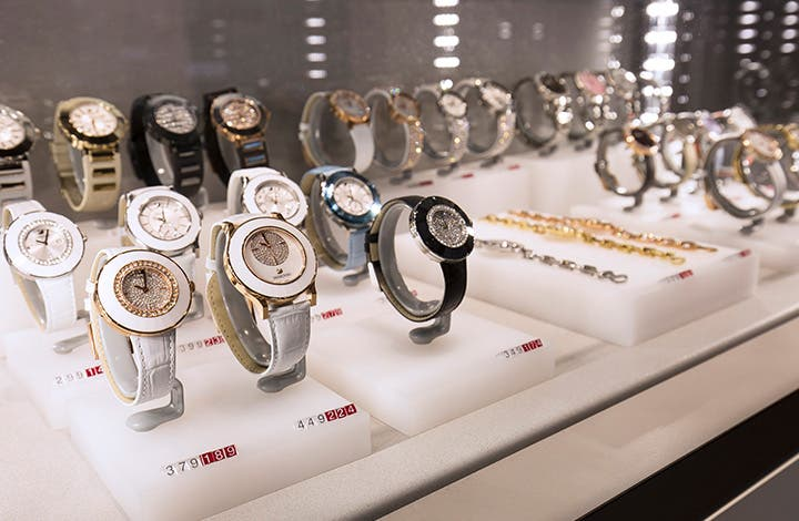 Swarovski Outlet Uhren