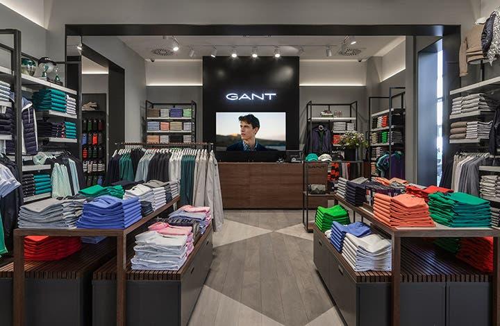 Gant Outlet Store 02