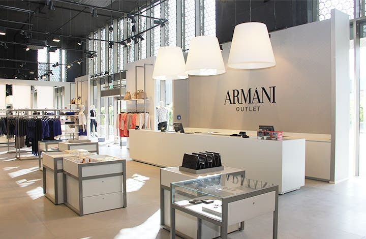 Armani Outlet Store 01