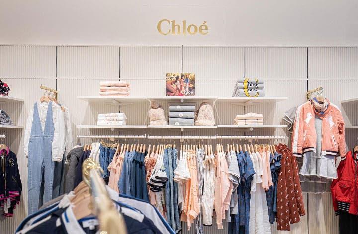 Chloé Kidswear Outlet Store