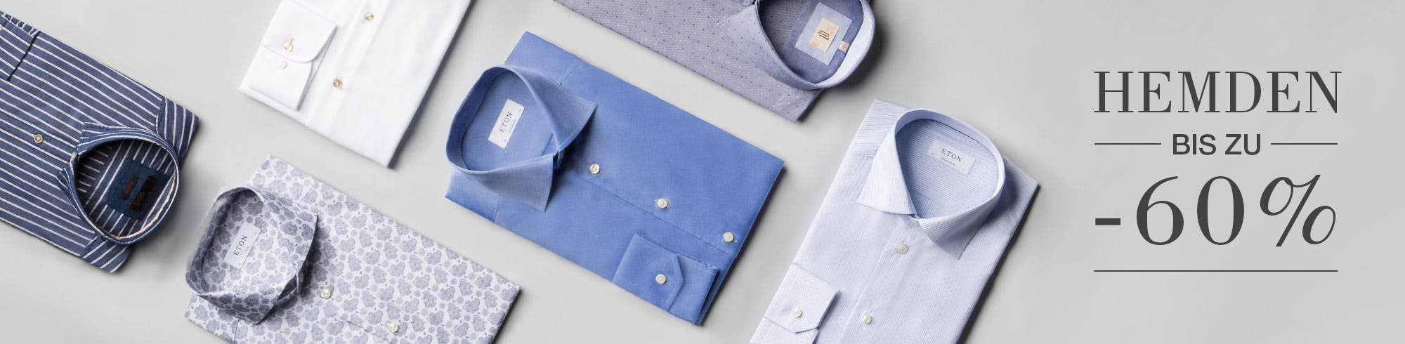 Online Shop; Herren · Bekleidung; Hemden