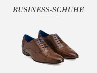 FlyoutBusiness Schuhe