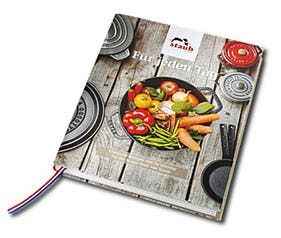 For free when buying a STAUB roaster worth more than €100