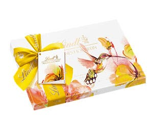Pralinés hochfein in wrapping paper, 200g