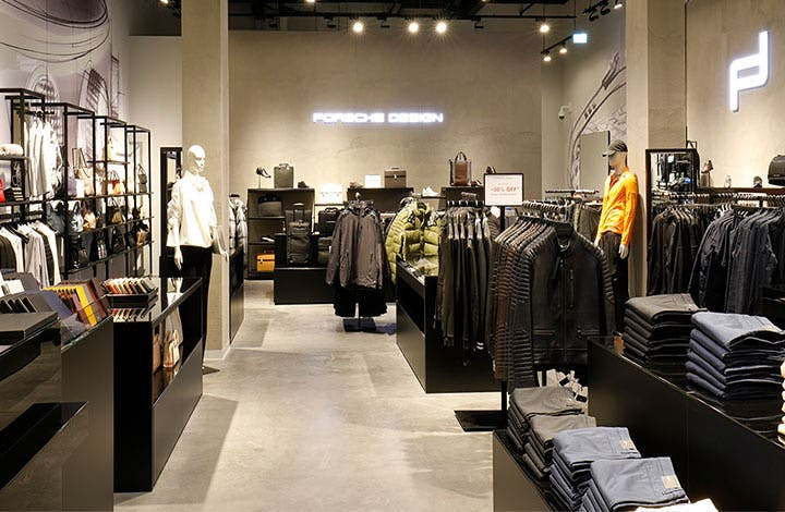 Porsche Design Outlet Store 02