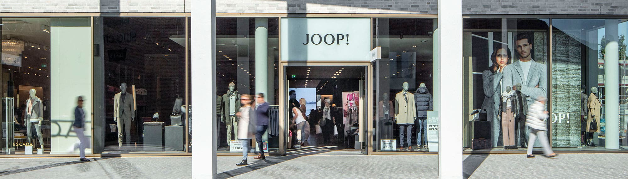 Joop Outlet In Germany Sale Up To 70 Off Outletcity Metzingen