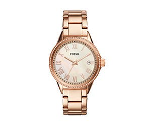 Selected women's and men's watches