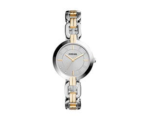 Selected women's watch