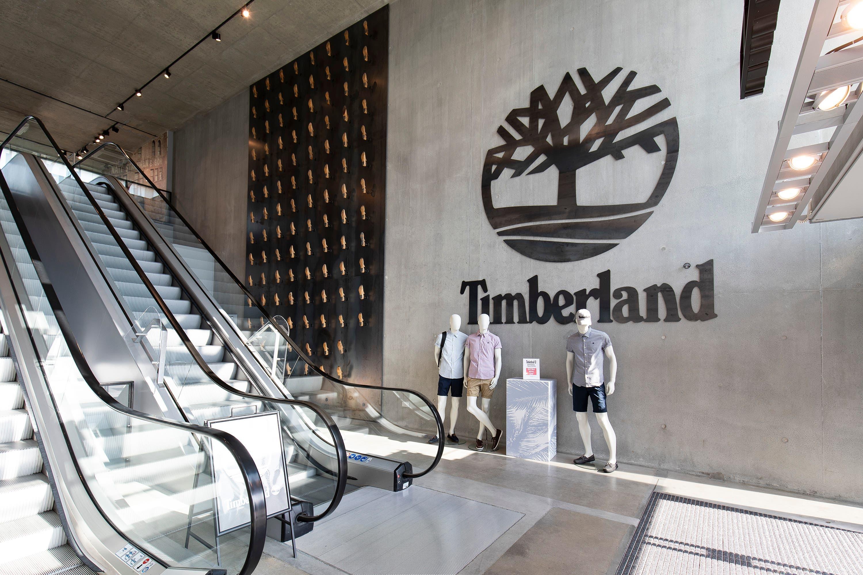 Timberland Outlet Fabrikverkauf in Metzingen