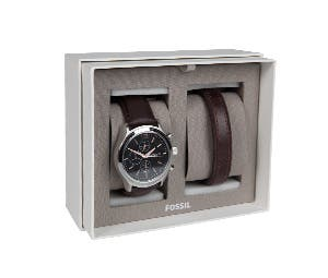 Watch & bracelet kit for men