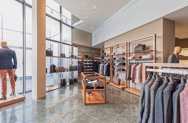 Ermenegildo Zegna Outlet Store 02