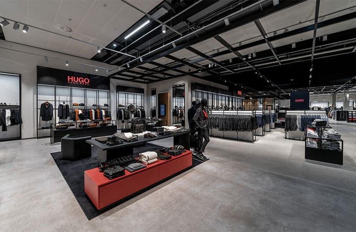 Hugo Outlet Store 02