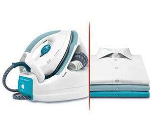 Tefal steam generator