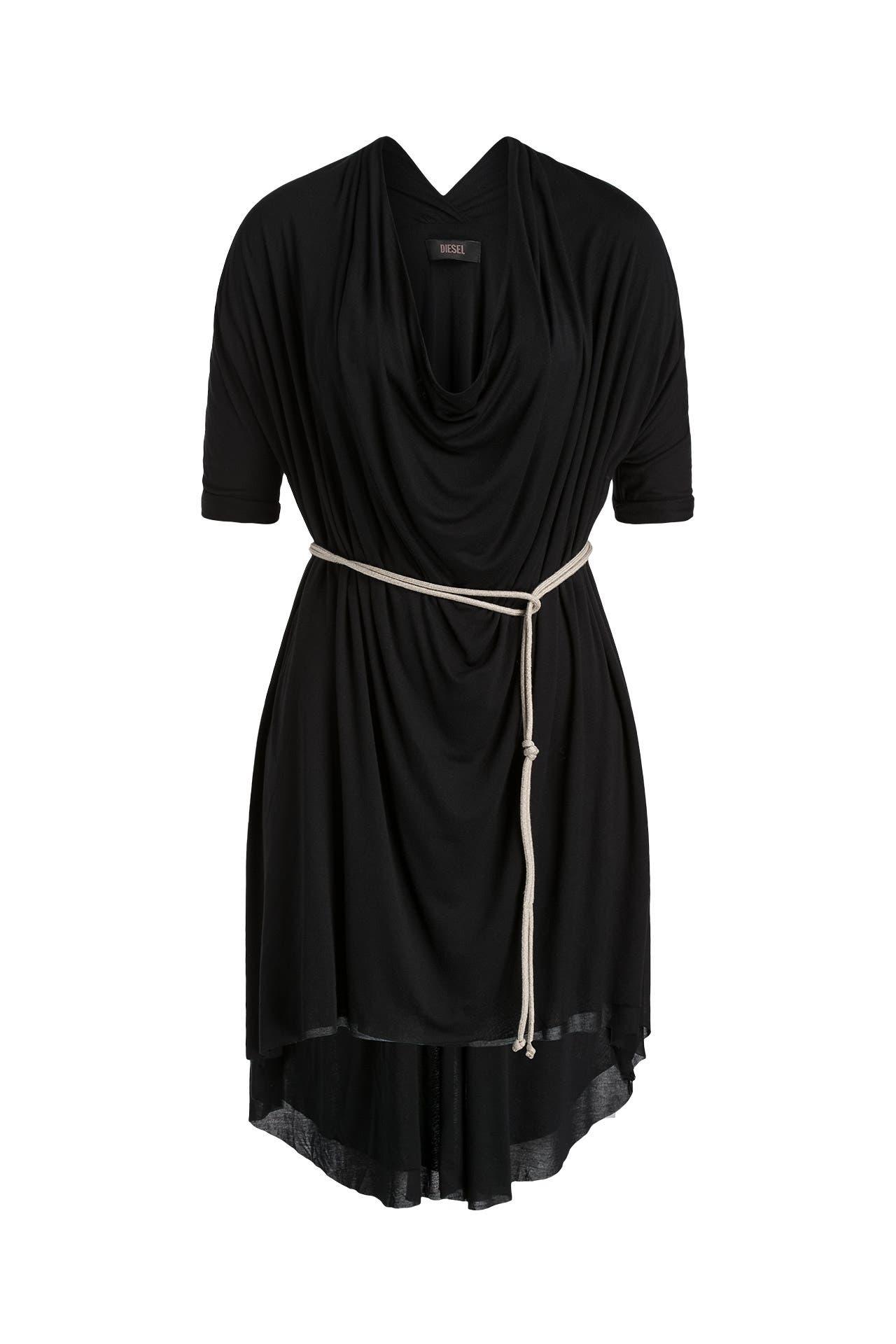 Kleid 'Elle' schwarz - DIESEL » günstig online kaufen ...