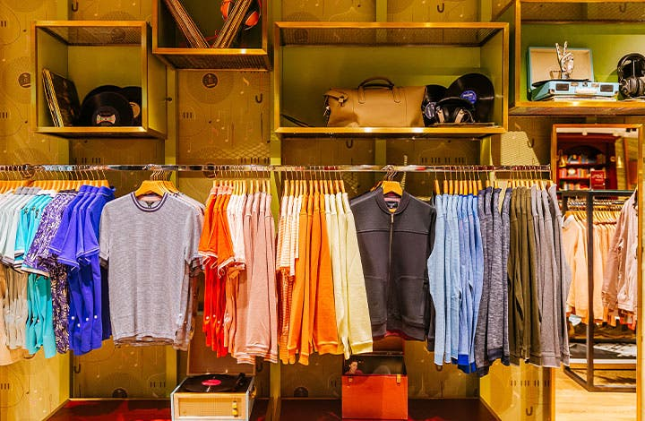 Ted Baker Outlet Store 01