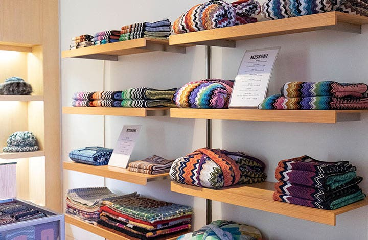 Missoni Outlet Store 01