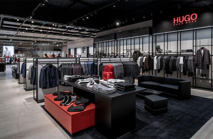 Hugo Outlet Store 01