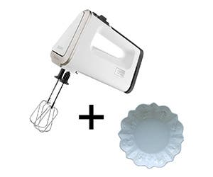 selected Krups hand mixer