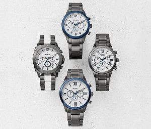 Selected fossil watches for men and women
