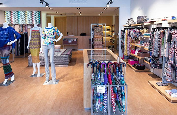 Missoni Outlet Store 03