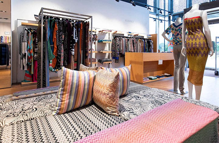 Missoni Outlet Store 02