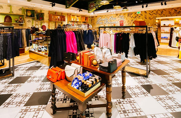 Ted Baker Outlet Store 03
