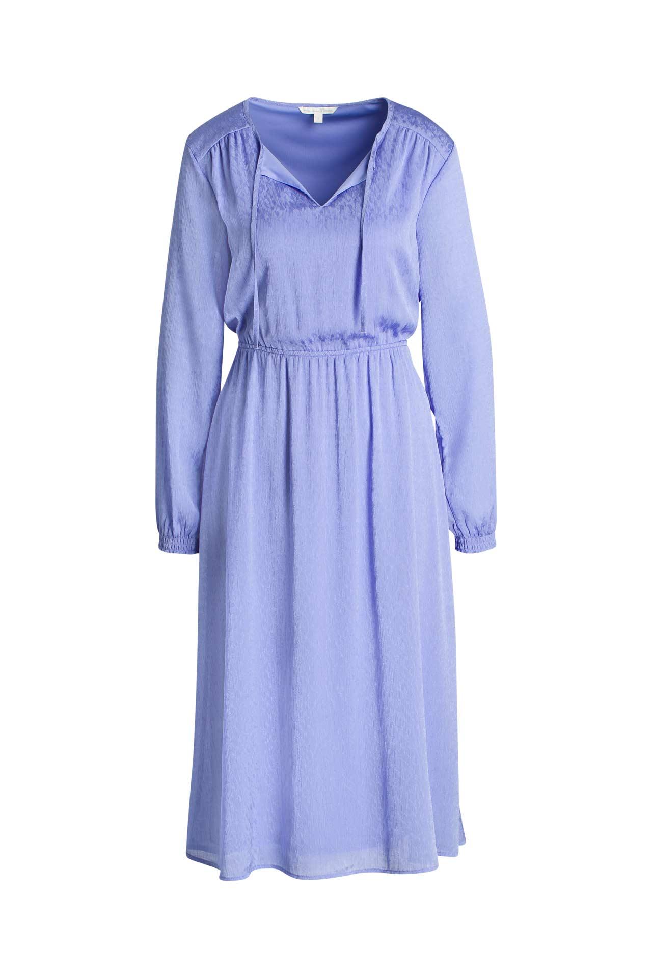 kleid hellblau - tom tailor » günstig online kaufen
