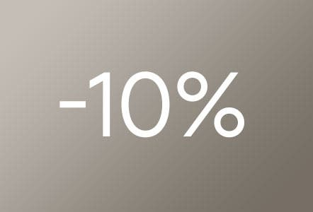 10 Prozent auf Shirts