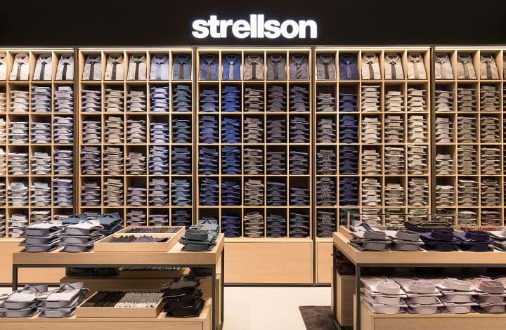 Strellson Outlet Hemden