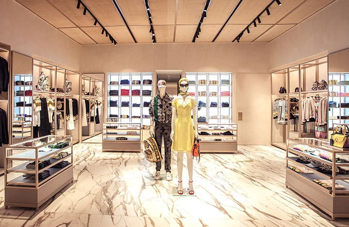 Versace Outlet Store 02