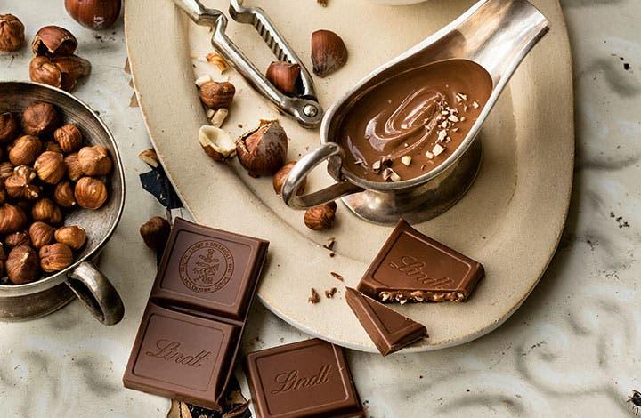 Lindt Outlet Schokolade