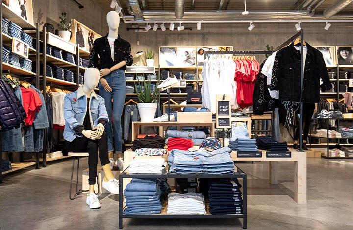 Levis Outlet Store 01