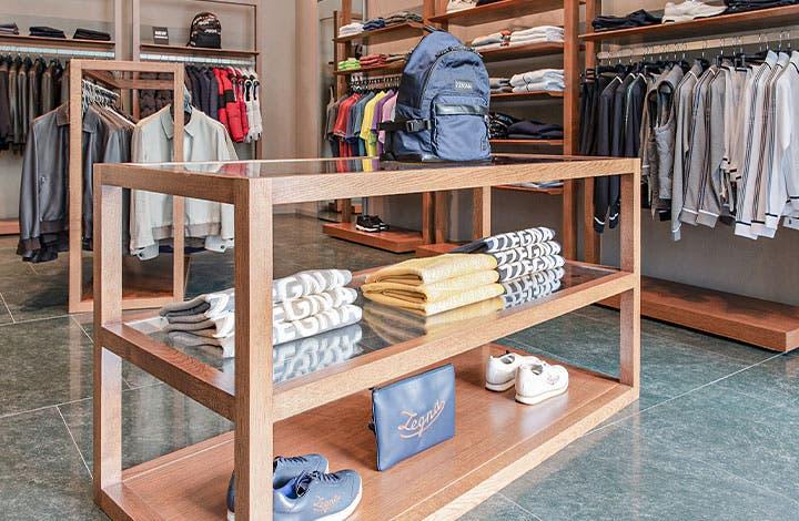 Ermenegildo Zegna Outlet Store 01