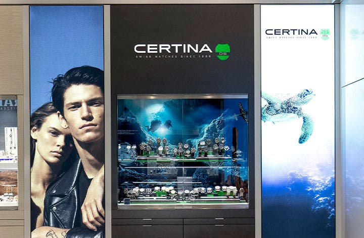 Certina Outlet Store
