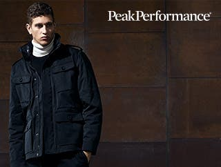 Marke Peak Performance