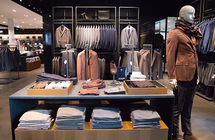 Joop Outlet Store 01